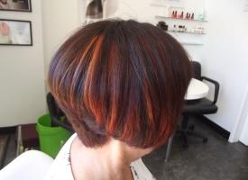copper-streaks-hair-style