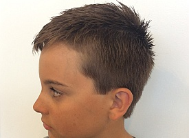 Young Mens Cut