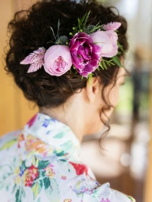 Wedding hair Sunshine Coast
