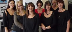 The ladies at Coolum Hair Salon
