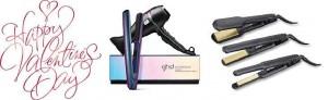 GHD hair straightener