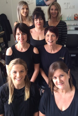 The Coolum Hairdresser Team