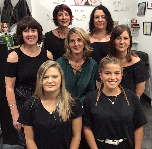 Hairdressers and Make Up Coolum