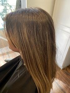 Hair Full Foils Before